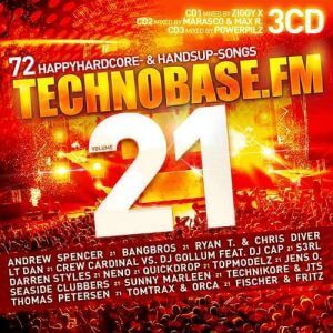 TechnoBase.FM Vol.21 (MP3)