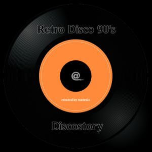 Discostory Of The 90's (MP3)