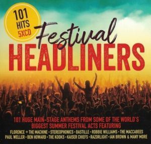 101 Hits Festival Headliners