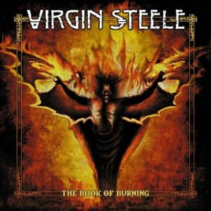 Virgin Steele - The Book Of Burning