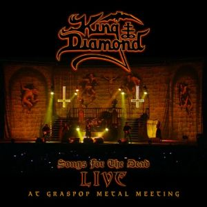 King Diamond – Songs For The Dead: Live At Graspop Metal Meeting (MP3)