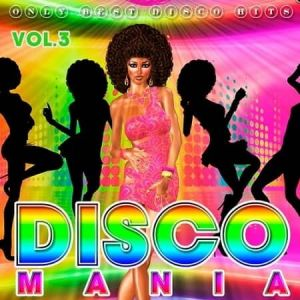 Disco Mania Vol.3 (MP3)
