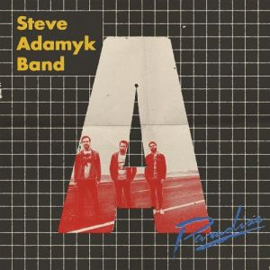 Steve Adamyk Band - Paradise (MP3)