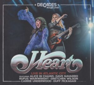 Heart - Live In Atlantic City (MP3)