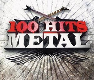 100 Hits Metal (6CD Box Set)