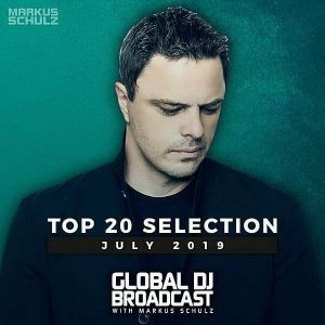 Global DJ Broadcast: Top July
