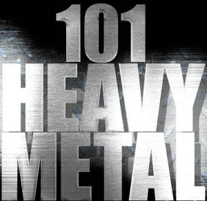 101 Heavy Metal Hits (MP3)