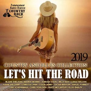 Let's Hit The Road: Country and Blues Collection
