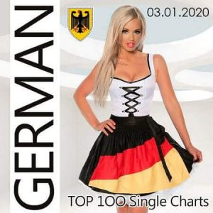 German Top 100 Single Charts (от 3 Января)