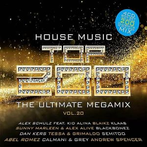 House Music Top 200: The Ultimate Megamix Vol.20